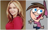 TARA STRONG aka TIMMY TURNER