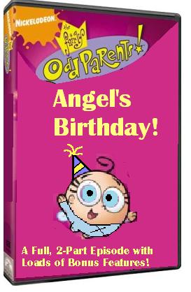 Angel's Birthday TitleCard 1