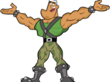 Jorgen Von Strangle (The All New Fairly OddParents!)