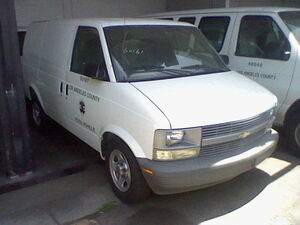 2004 Chevrolet Astro(Los Angeles County)