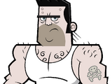 Francis' Dad (The All New Fairly OddParents!)