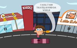 Fairly Odd Travel Round Da World