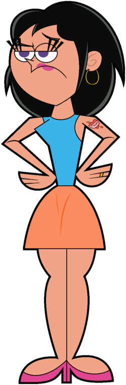 Adult Tootie Dress I Stock Image