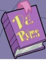 Da Rules at Fairly Odd Baby