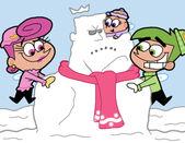 A snowman for jorgen by cookie lovey-d5p92vu
