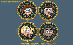 Winners Don't Use Magic