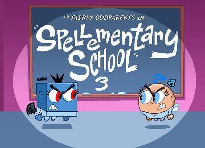 Spellementary School 3
