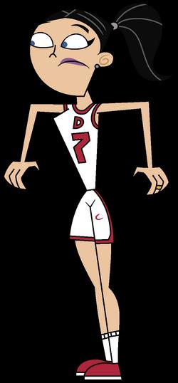 Adult Molly Basketball Stock Image