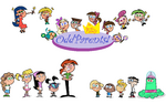 The All New Fairly OddParents! 6th Title Card