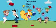 Sparky's National Dog Day