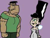 JxTF Frankenstein by Cookie Lovey
