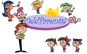 The All New Fairly OddParents! 2nd Title Card