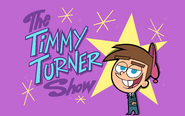The Timmy Turner Show Title Card