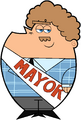 The Mayor of Dimmsdale 70's image