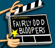 Fairly Odd Bloopers