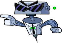 Crockbot 9000 Stock Image
