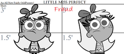 Little Miss Perfect Fraud