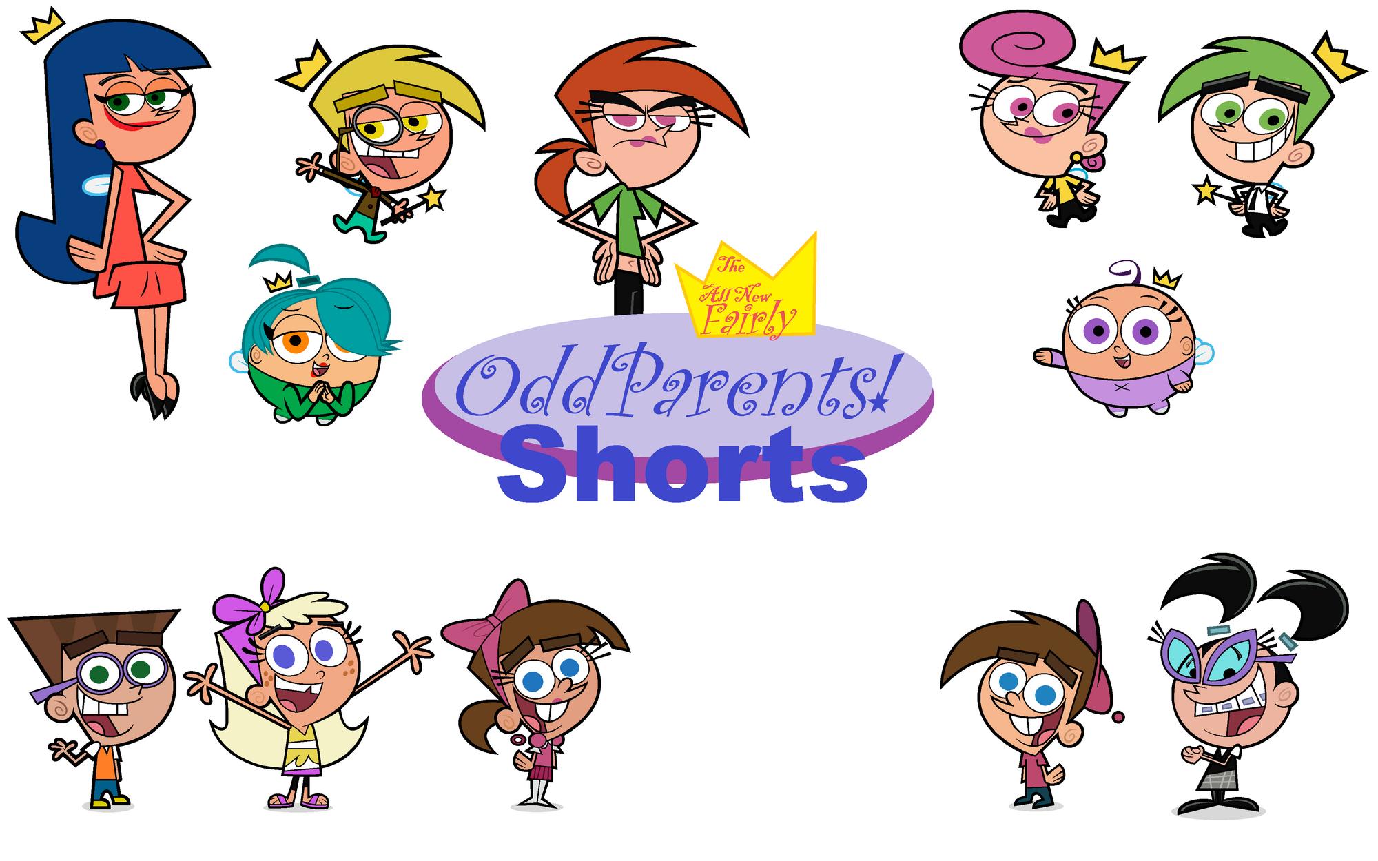 The All New Fairly OddParents! Shorts | Fairly Odd Fanon ...