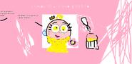 Derpy loves pink