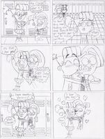 A chester veronica comic by nintendomaximus-d3evkhr