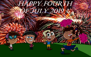 Happy 2019 4th of July!