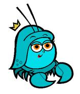 Sunny crab image