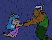 JxTF Rain by Cookie Lovey