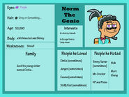 Norm profile by cookie lovey-d55gx0k
