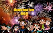 Happy 2020 New Year!