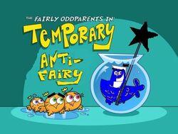 Temporary Anti-Fairy Title Card