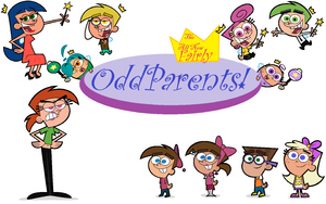 The All New Fairly OddParents! 4th Title Card