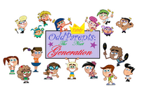 The Fairly OddParents; The Next Generation 1st Title Card