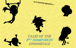 Tales of the 2nd Dimension Dimmsdale