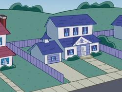 The Dinkleberg's House