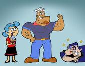Jorgen the sailor man by cookie lovey-d4c7m3u