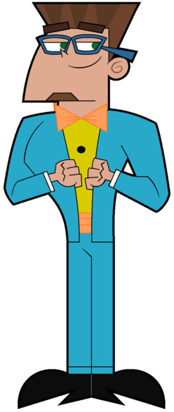 Adult Ivan Tuxedo Stock Image