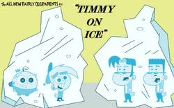 Timmy on Ice