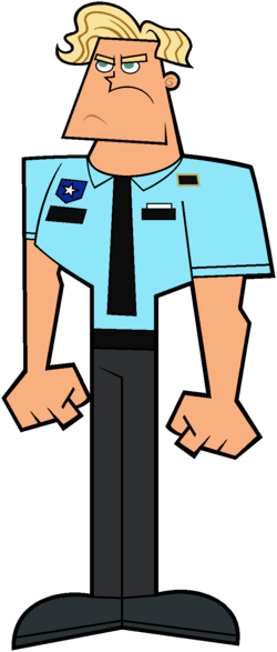 Adult Chester Cop Stock Image