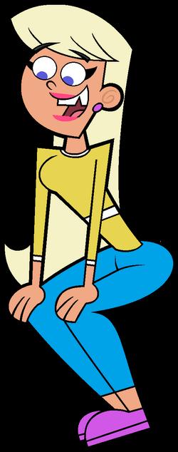 Adult Chloe Stock Image
