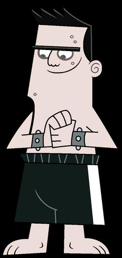 Francis Swim Trunks Stock Image