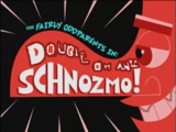 Double Oh Anti Schnozmo