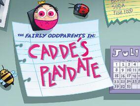 ! Cadde's Playdate!