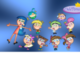 The All New Fairly OddParents! Characters