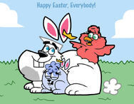 Easter 2015 by cookie lovey-d8nzxsx