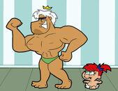 Fop bodybuilding by cookie lovey-d7k8s6y