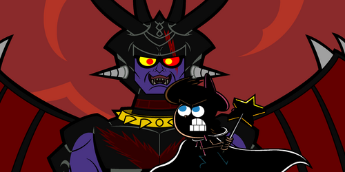Lord Chaos Wars Poster 1
