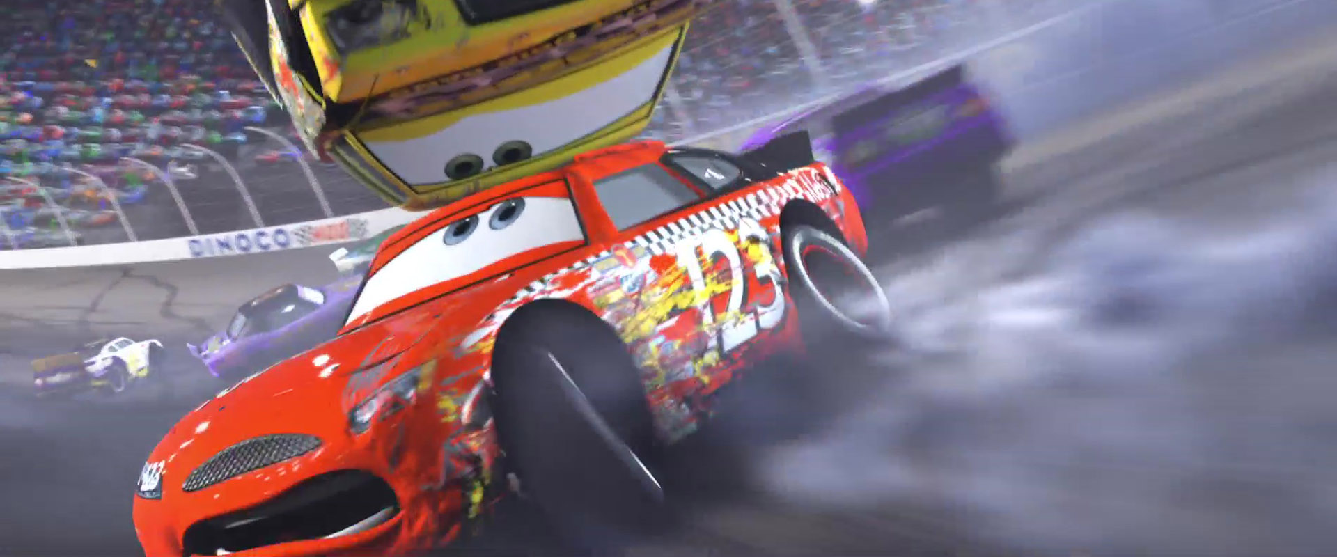 Cars  Characters Number