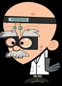 Professor Finbarr Calamitous (FOP Style)