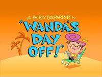 Titlecard-Wandas Day Off