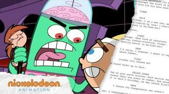 "SCRIPTOONS 📝 ""Totally Spaced Out"" The Fairly OddParents 🌟 Nick Animation"